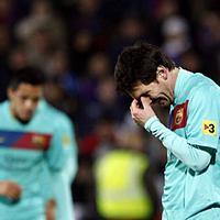 A Barcelona támadott, a Getafe győzött