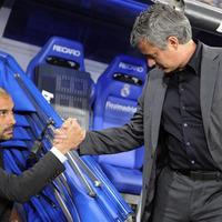 Barcelona: José Mourinho talán a világ legjobb edzője - Guardiola