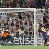 A Sevillának kevés hiányzott, hogy pontot raboljon Barcelonából