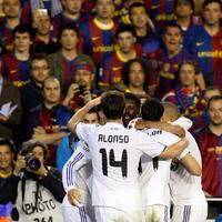 Cristiano Ronaldo megtörte a Barca-mágiát