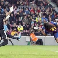 A Barca 4-0-ra nyert Pintér csapata ellen