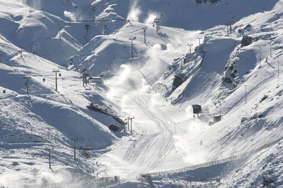 2010 előrejelzés információ spanyolországi spanyolország síelés tél sport