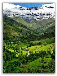 Spanyolországi tájkép, roaming