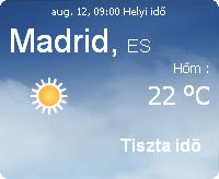 2010 előrejelzés időjárás információ napi spanyolország spanyolországi info időjárása eső felhő hasznos vihar