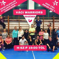 Váci Warriors Team