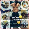 80%DIET//20%WORKOUT// #keepfit #lookgood #feelgood #inspired #motivated  #focus #live #workday #muscle #befit #easydaywasyesterday  #nevergiveup #sixpack #nopainnogain #nolimit #neverstop #beleiveit #workhard #stayfocused #hunfitsquad #mik #ikozosseg #ikozosseghungary #magyarblogger #magyarig #instahun #magyarinsta #fitness