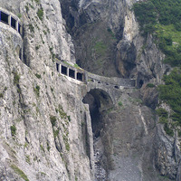 Kitekintő: a legszebb alpesi hágók - Flexenpass (1.773 m)