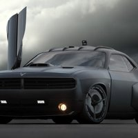 Dodge Challenger Vapor by Galpin Auto Sports