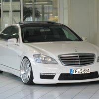 Mercedes-Benz S 65 AMG by MAE