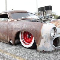 Ford Low Rider Rat Rod (1950)