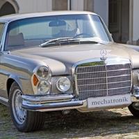 Mercedes-Benz W111 280 SE 3,5 Coupe AMG by Mechatronik