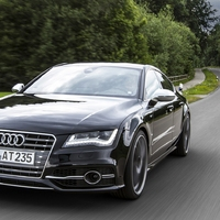 Audi AS7 by ABT