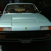 Ferrari 365 GT4 2+2 - 2. rész