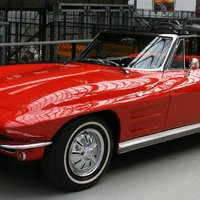 Chevrolet Corvette Sting Ray Cabriolet