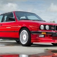 BMW E30 C2 2,7 by Alpina