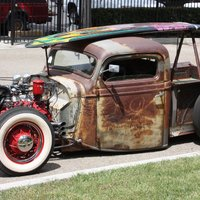 Ford Pick-up Rat Rod Surf Truck (1930)