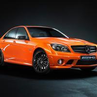 Mercedes-Benz C63 AMG Concept 358 (designo Pearl Orange)
