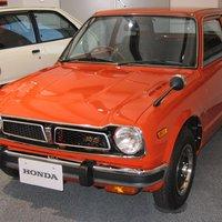 Honda Civic Mk1 RS