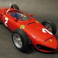Kitekintő: a világ legjobb autómodelljei - Exoto Ferrari Tipo 156 F1 Sharknose
