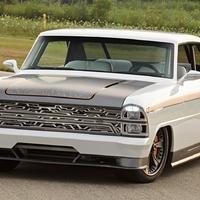 Chevrolet Nova Custom by Roadster Shop Innovator