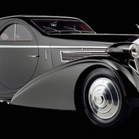 Rolls-Royce Phantom I Coupe by Jonckheere Carrossier