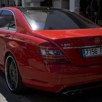 Mercedes-Benz S 65 AMG designo Feueropal