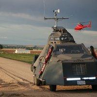 Dodge Tornado Intercept Vehicle by Sean Casey