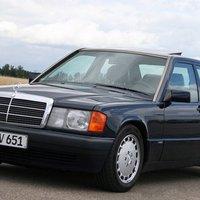 Mercedes-Benz 190 D (W201) 250 CDI