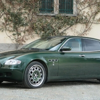Maserati Bellagio Touring Fastback by Carrozzeria Touring Superleggiera