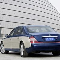 Maybach 57S + 62S (facelift)