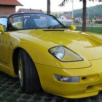 Porsche 911 (993) Gemballa Extremo