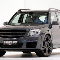 Mercedes-Benz Brabus GLK V12