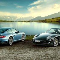Porsche 911 (997) Turbo S Coupe + Cabriolet