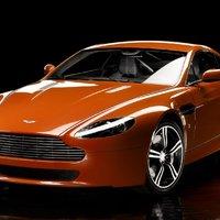 Aston Martin V8 Vantage N400 (Karussell orange)