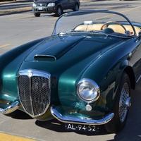 Lancia Aurelia B24 Spyder