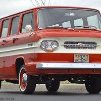 Chevrolet Corvair Greenbrier Van