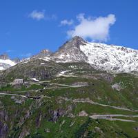 Kitekintő: a legszebb alpesi hágók - Furkapass (Furkastrasse) 2.431 m