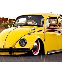 Volkswagen Bogár Slammed