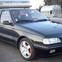 Peugeot 405 MI 16