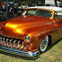 Mercury Lead Sled Convertible