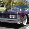 Lincoln Continental Custom Pinstriped