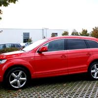 Audi Q7 4.2 (Brillantrot)