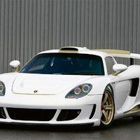 Porsche Gemballa Mirage GT Gold Edition