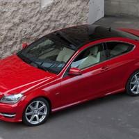 Breaking news: Mercedes-Benz (W204) C 350 Coupe - ELSŐ HIVATALOS FOTÓK!