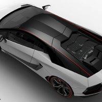 Lamborghini Aventador LP 700-4 Pirelli Serie Speciale