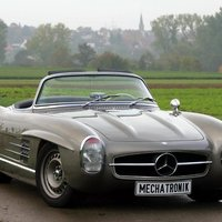Mercedes-Benz 300 SL Roadster by Mechatronik