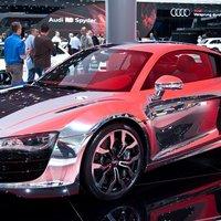 Audi R8 V10 5,2 Quattro Aluminium Edition
