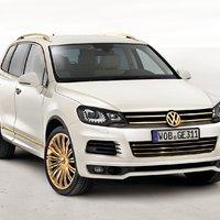 Volkswagen Touareg 4,2 V8 FSI Gold Edition