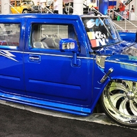 Hummer H2 Low Rider