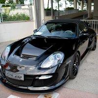Porsche 911 (997) Turbo Avalanche GTR 650 EVO-R Cabriolet by Gemballa